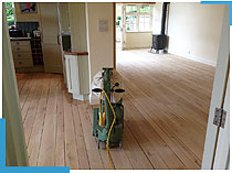 Floor Refinishing Products